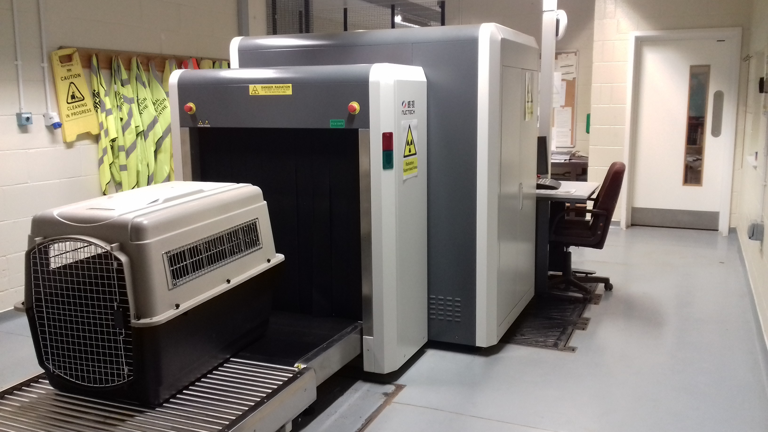 Security X-Ray Machines - X-Ray Security & Solutions