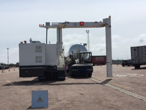 Mobile Gantry system